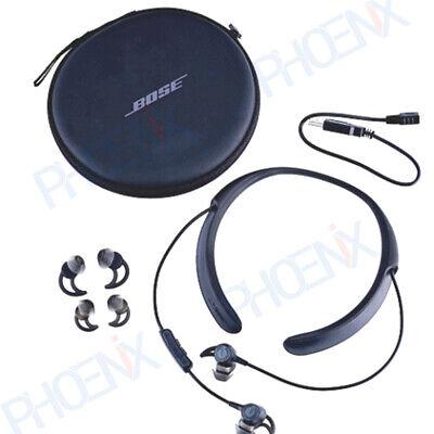 Bose QuietControl 30 QC30 Neckband Noise Cancelling Wireless Headphones - Black