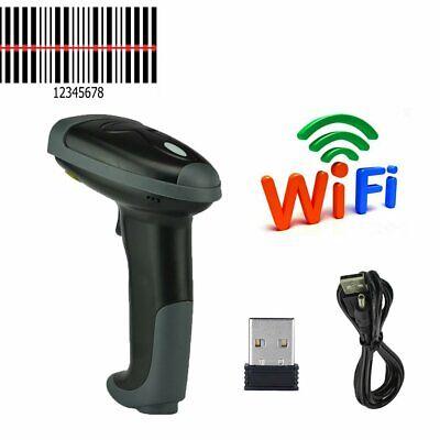 Usb Wireless Bluetooth Barcode Scanner Automatic Laser Scanner Gun Pos Reader