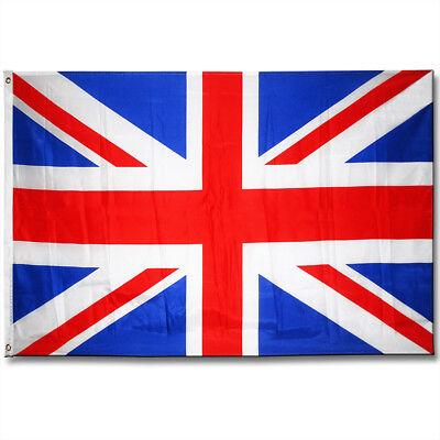 FAHNE/FLAGGE ENGLAND  UNION JACK UK  XXL 150x250  GROSS