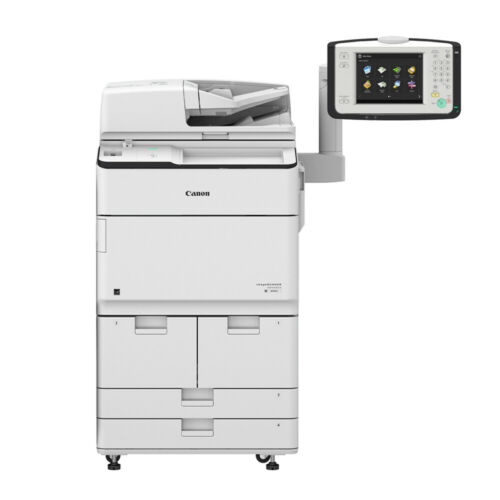 Canon Imagerunner Advance 8585 A3 Mono Laser Printer Copier Scanner Mfp 85ppm