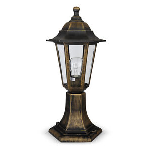 Victorian outdoor lamp