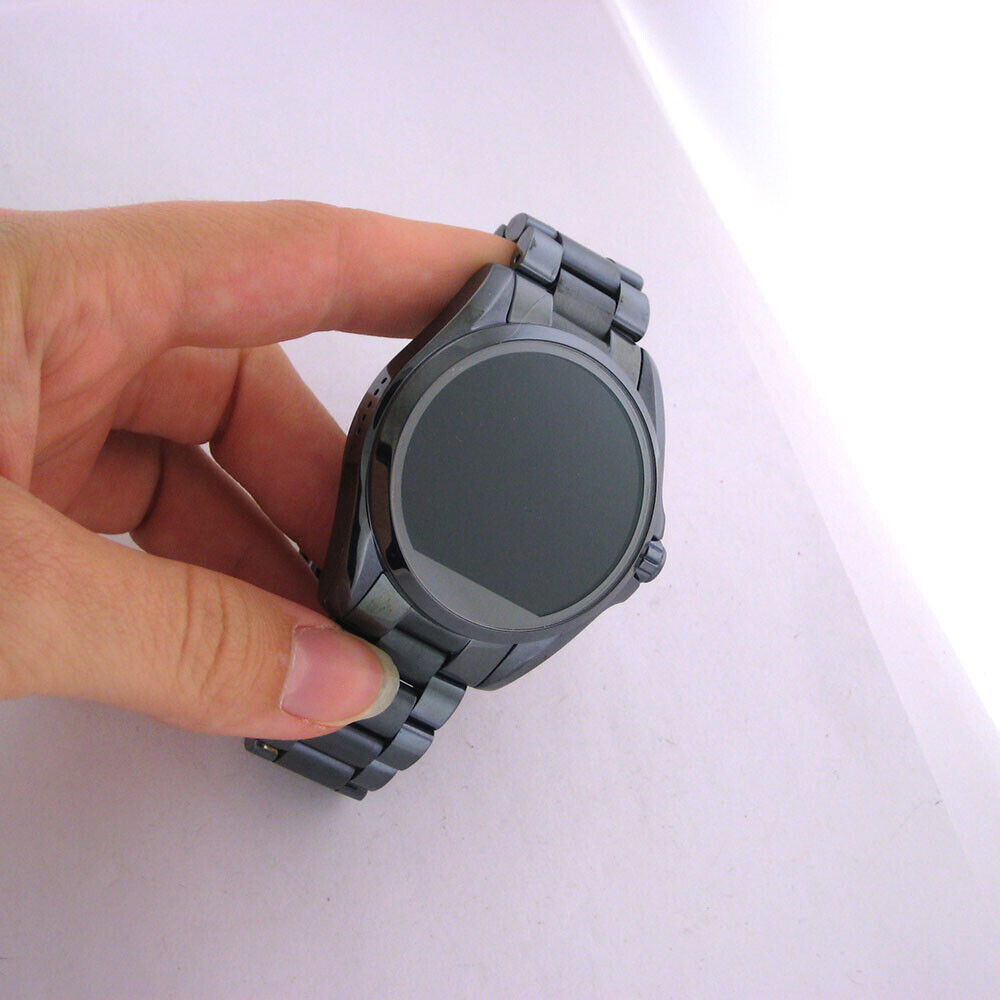 Michael Kors MKT5006 Bradshaw Access Smart Watch Touch For Parts Not Working - $33.00