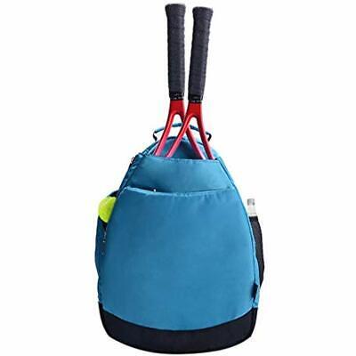 Women&39s Tennis Racket Backpack Sport Bag For Girls Boys Wi