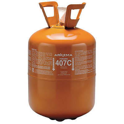 R407c-refrigerant -25 Lb Cylinder Lowest Price On Ebay Factory Sealed