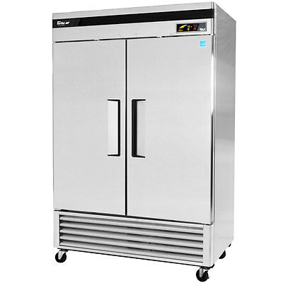 Turbo Air Tsr-49sd-n6 Super Deluxe 54 Double Door Reach-in Refrigerator