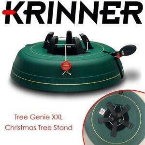 NEW Krinners Tree Genie XXL, Christmas Tree Stand Condtion: New