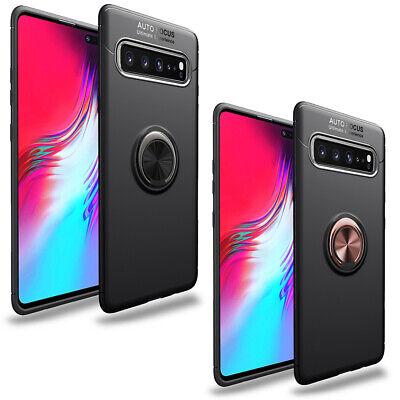 5g Cover (Handy Hülle für Samsung S10 5G, 360 Grad Ring Case Schutz Cover Tasche Schale)