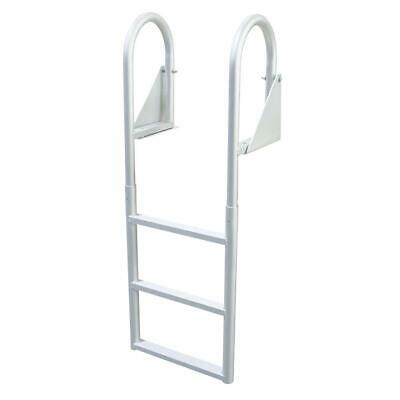 Extreme Max 3005.3470 Flip-Up Dock Ladder - 3 Step