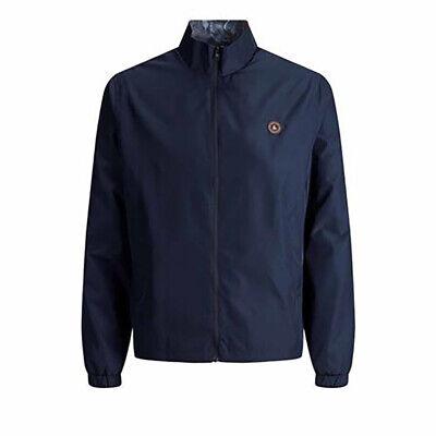 Jack & Jones Mens Big & Tall Victor Jacket Long Sleeve Waterproof Plus Size Coat