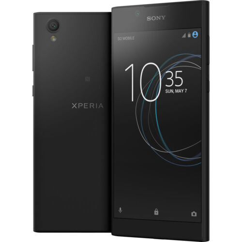 Sony XPERIA L1 4G LTE with 16GB Memory Cell Phone (Unlocked) Black G3313