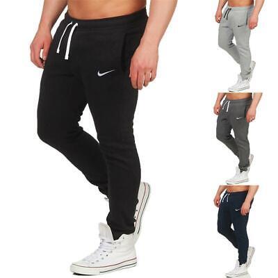 44ff7b8971d3bf Nike Swoosh Fleece Cuffed Trainingshose Jogginghose Hose Sporthose Sweathose