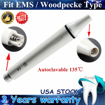 Dental Ultrasonic Scaler Detachable Handpiece Compatible Ems Woodpecker Sale