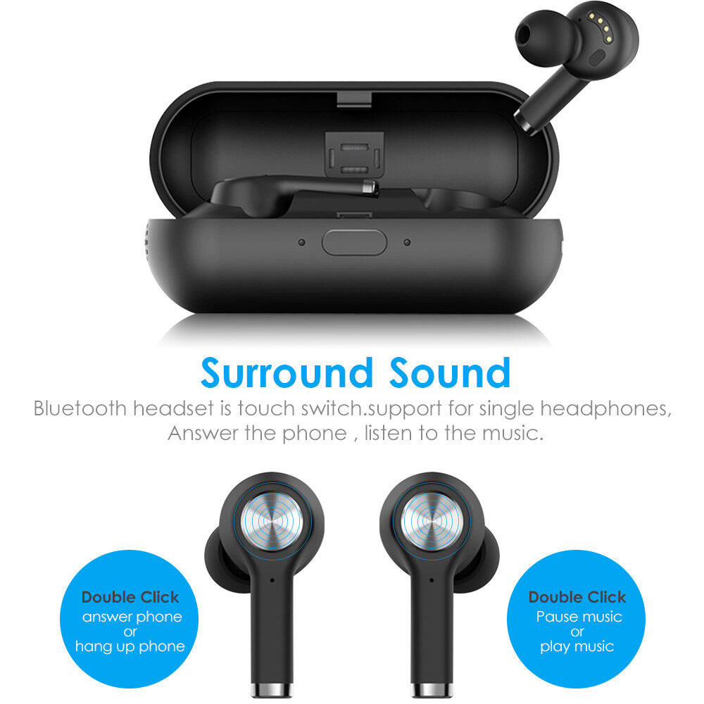 Instant Translator 19 Languages Intelligent Wireless Bluetooth Headset Earphone