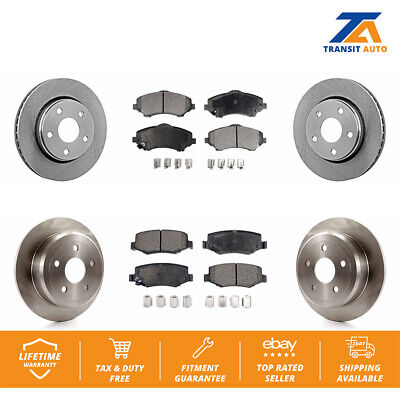 Note: USA Built Vehicles with 2 Years Manufacturer Warranty 2000 For Toyota Camry Rear Set Ceramic Brake Pads Both Left and Right