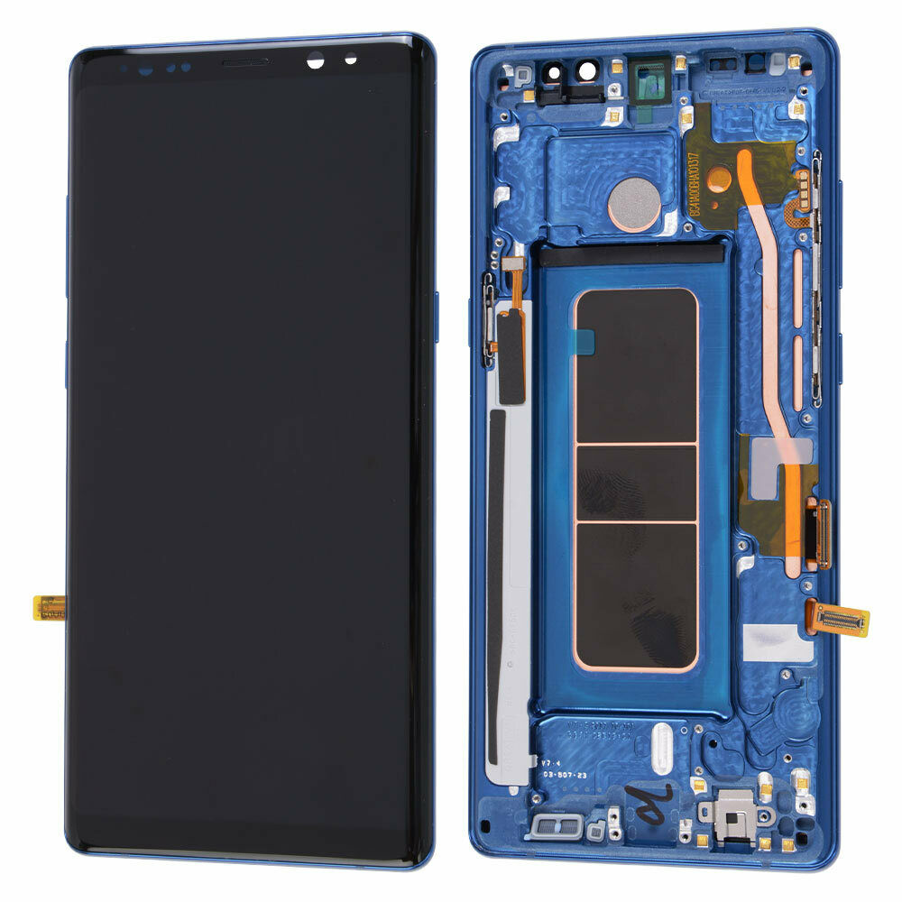 LCD Touch Screen Display Digitizer+Frame For Samsung
