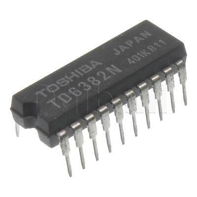 Td6382n Original Toshiba Pll Frequency Synthesizer