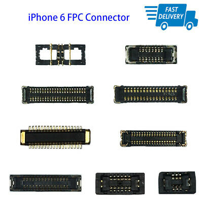iPhone 6 FPC connector ( Front Camera, Back Camera,Battery, Dock, LCD, DIG) - Lcd Dig Camera