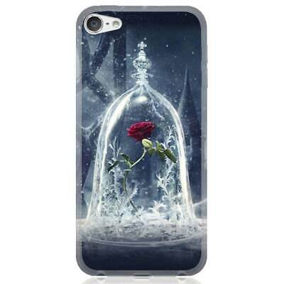 For iPhone 7 Plus / 8 Plus Case Cover Beauty And The Beast Rose Winter