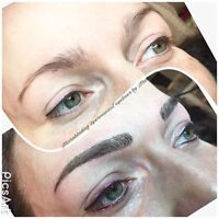 Feathering eyebrows ($100 off ‼️February promotion)