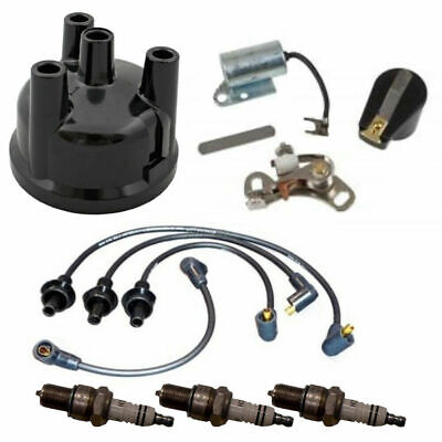 Tractor Ignition Tune Up Kit Fits Ford 2000 3000 4000 3 Cylinder Tractors