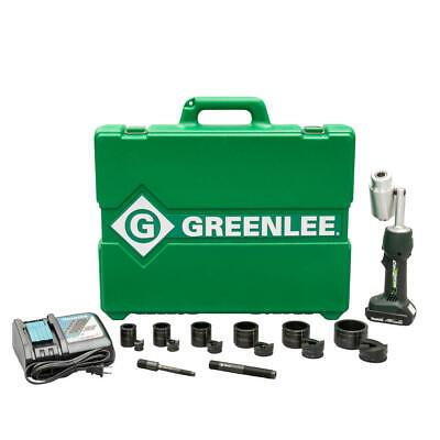 Greenlee Ls50l11b Ls50l2 Battery-hydraulic Knockout Kit W Slug-buster  2