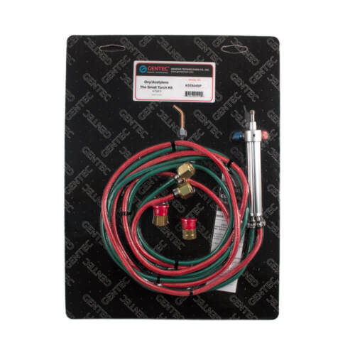 Gentec Oxy-Acetylene Small Torch Kit 1 tip - 14-500