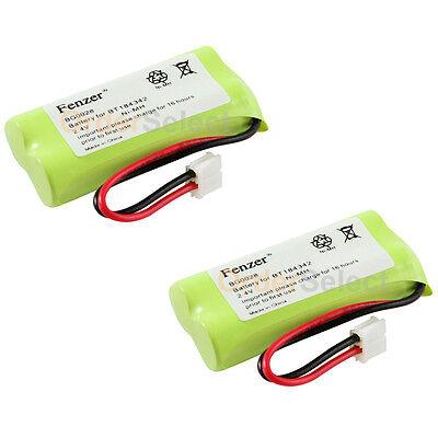2x Home Phone Battery for AT&T BT18433 BT184342 BT28433 BT284342 3101 400+SOLD 2 X Phone Battery
