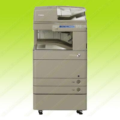 Canon IR Advance C5051 Color Tabloid Copier Printer Scanner Network USB 51PPM
