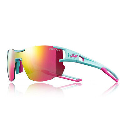 Julbo Unisex Aerolite Spectron 3 CF Sunglasses Blue Pink Sports Running