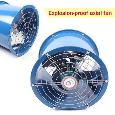 16 Inch 110v Explosion-proof Axial Flow Fan Exhaust Fan 550w 71db 5400mh