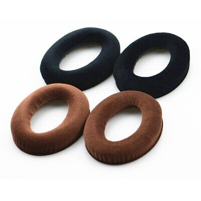 Velour Ear Pads Cushions Earpads Replacement for Sennheiser HD380 PRO Headphones (Hd 380 Pro)