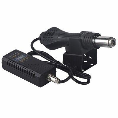 700w Hot Air Heat Gun Air Blow Gun Compressor Digital Hotair Desoldering Station