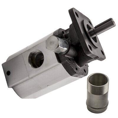 New 11GPM Hydraulic Log Splitter Pump, 2 Stage HI/LO Gear Pump