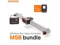 Konova Basic Motorized Controller System bundle for KONOVA slider [K2,250:1,80cm]