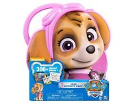 Paw Patrol Skye Activity Arts Case with colouring pages pens crayons