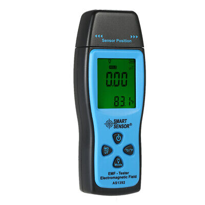 Digital Lcd Emf Tester Electromagnetic Radiation Detector Meter Dosimeter