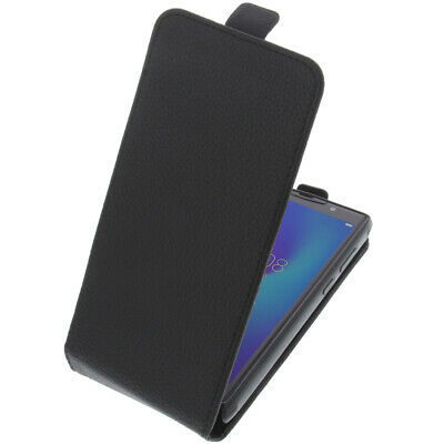 Case For Doogee N100 Flipstyle Cell Phone Case Protective Flip Cover Case Black