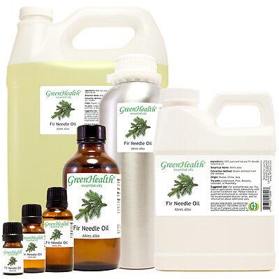 Fir Needle Essential Oil (Siberian) 100% Pure 5ml-32oz Free Shipping
