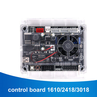 3 Axis Grbl Cnc Router 1.1f Usb Port Engraving Machine 2418 3018 Control Board