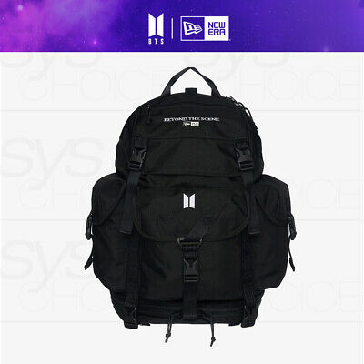 BTS NEW ERA 2020 Utility Back Pack BEYOND THE SCENE 30L + Tracking Number