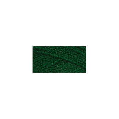 "Red Heart Super Saver Yarn - ""Hunter Green"" - 7 OZ Skeins - E300 - 100% Acrylic"