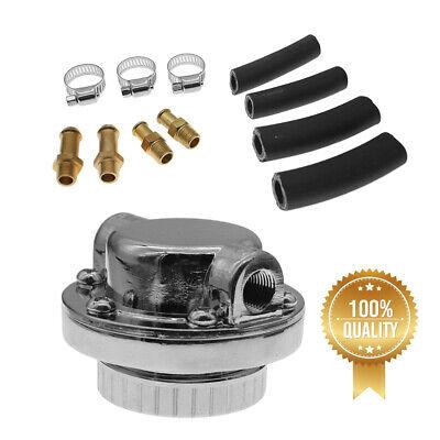 Universal Adjustable Fuel Pressure Regulator Kits for Carburetor Engine IN USA