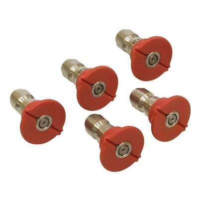 Stens 758-900 Quick Coupler Nozzle Set Stainless Steel 0 Degree Spray Angle