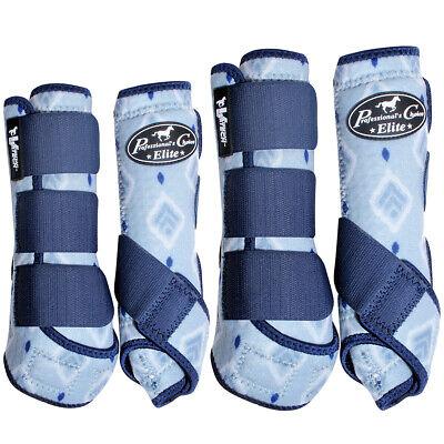 Professional Choice Horse Sports Medicine Boots Ventech Elite 4 Pk -