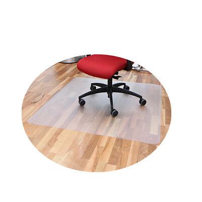 Bodenschutzmatte für Bürostuhl, transparent, 90x120 cm