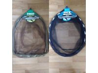 Fishing Tackle NEW Landing Nets x 2