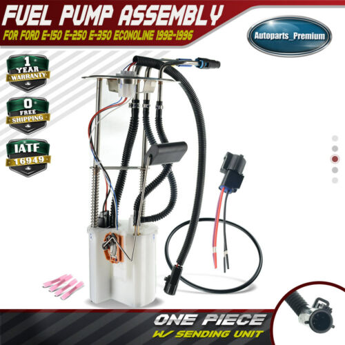 V8-5.8L Fuel Pump for 92-96 FORD E-150 ECONOLINE//CLUB WAGON L6-4.9L V8-5.0L