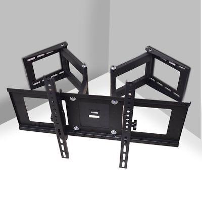 Articulating TV Wall Mount Corner Bracket Holder Rack Hanger 32 42 56 65 75 80