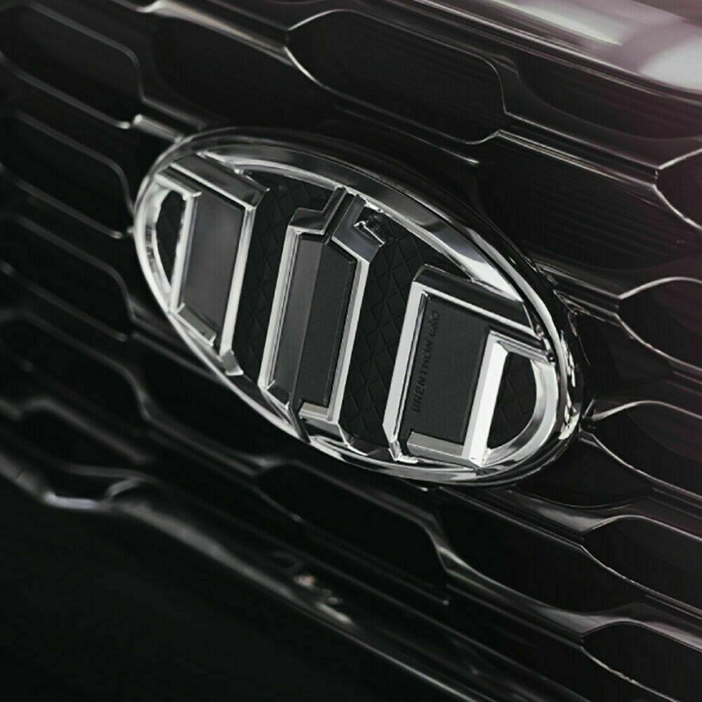 3G Brenthon Front Rear Handle Horn Wheel Cap Emblem for ...