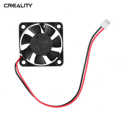 Creality 3D 4010 Cooling Fan 24V DC 40*40*10mm Ball Bearing 2Pin for Ender 3 DIY